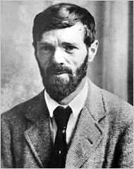 photo of DH Lawrence