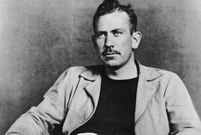 photo of Steinbeck