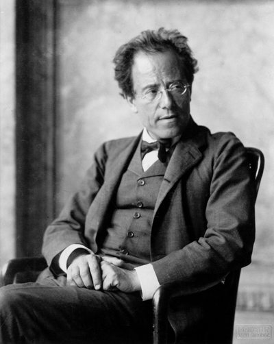 photo of Mahler