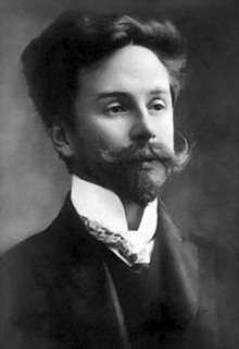 photo of Scriabin