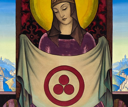 Roerich Peace Banner
