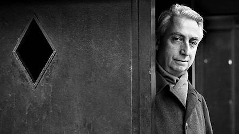 photo of Barthes