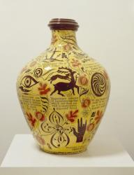 vase by Grayson Perry