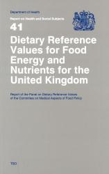 UK diet policy document
