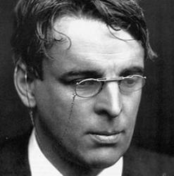 photo of WB Yeats