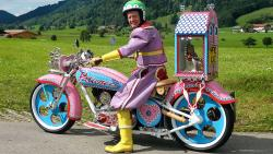 photo of Grayson Perry as his female alter ago